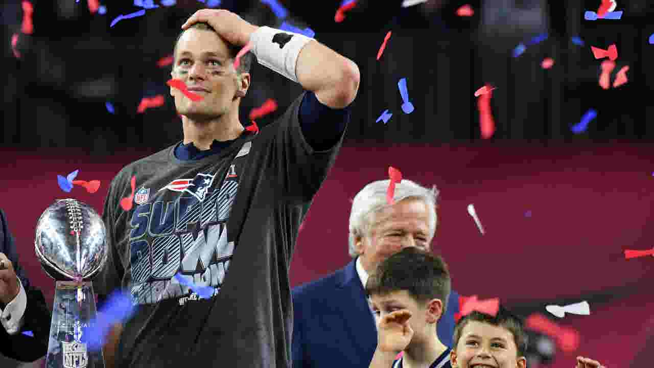 Tom Brady suspects Super Bowl jersey was stolen after game 9016cfe57