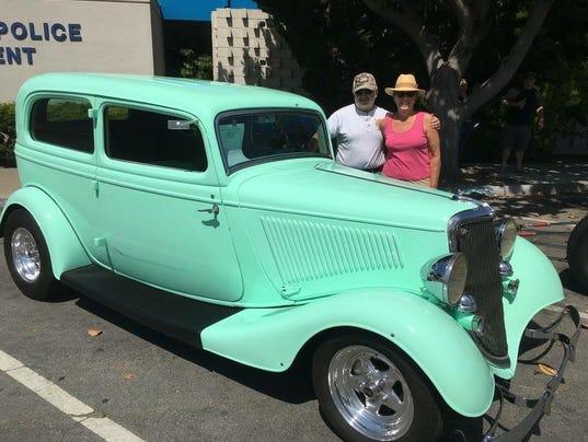 Salinas Pal Car Show