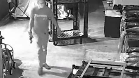 The Columbia Police Department is seeking the public's assistance in locating a suspect thought to be involved in several local burglaries.
