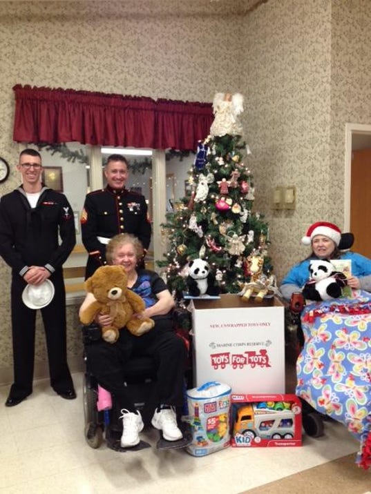 Wausau Manor Toys for Tots
