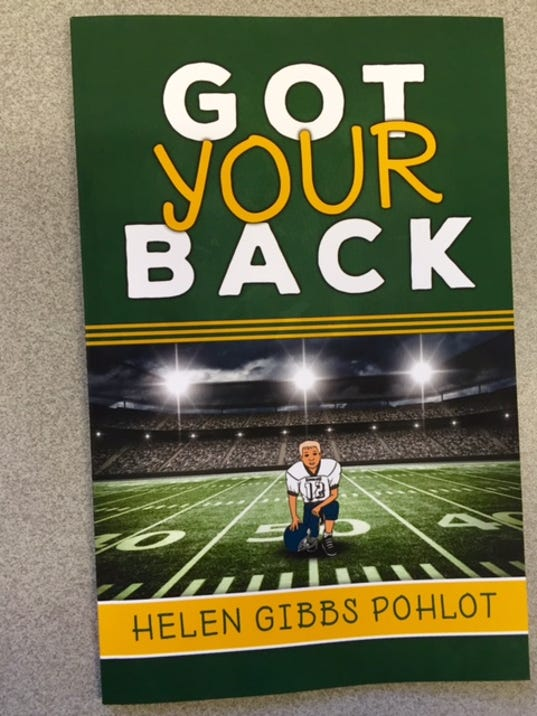 Got Your Back book