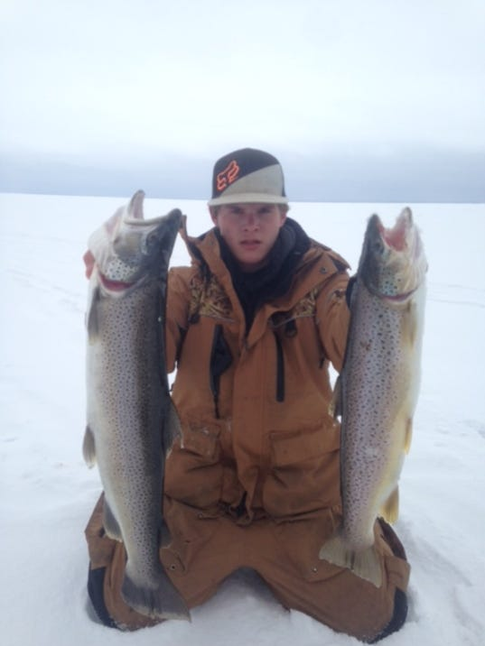 Hayward area fishing report for jan 18 for Fishing report bay area