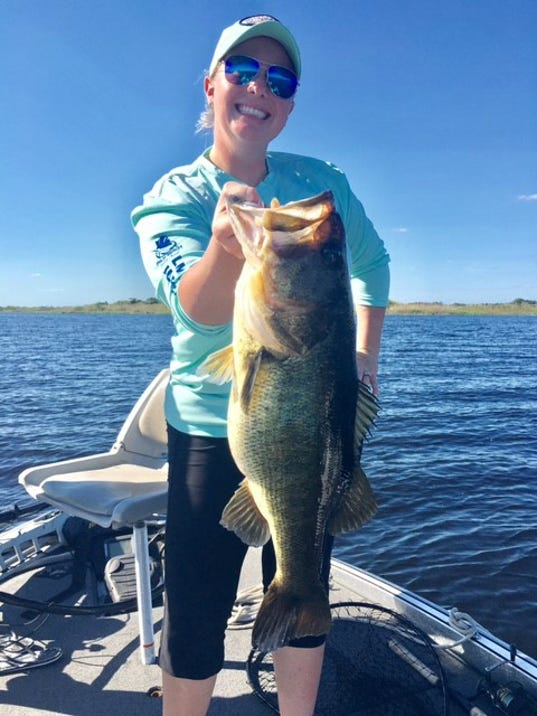 Treasure coast fishing report the time is now for big bass for Treasure coast fishing report