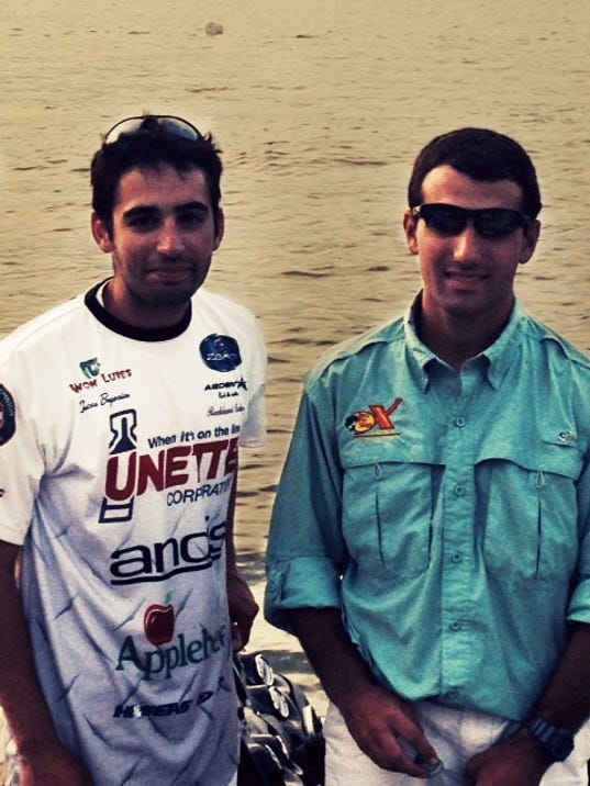 Centenary college fishing club to compete in maryland for Local bass fishing clubs