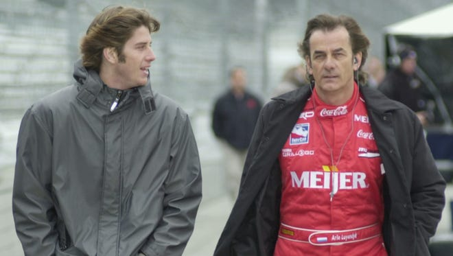 Arie Luyendyk has held Indy's speed records since 1996