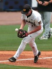 Missouri's Josh Lester.