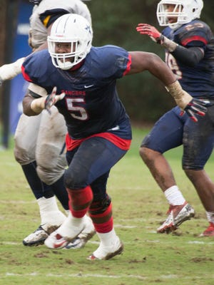 Northwest DT Chris Williams committed to Louisville last weekend but may have SEC offers on the horizon.