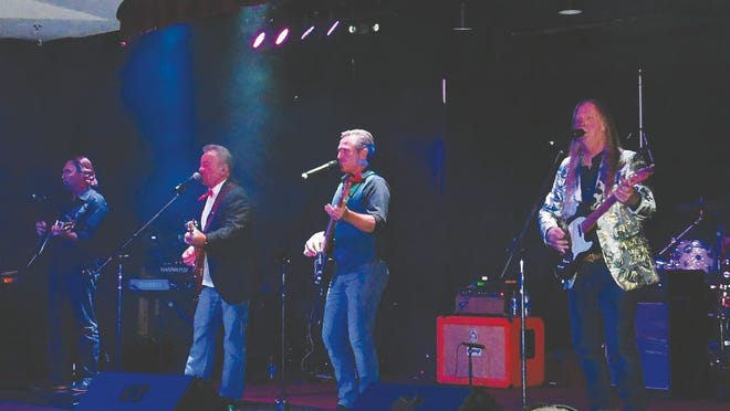 The Long Run band offers an evening of Eagles tribute. From left, Jonathan Washam, Del Mize, Kevin Kelly and John Tillman.