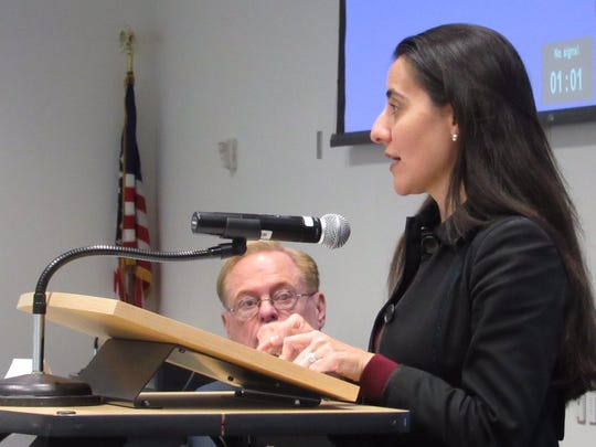 Assemblywoman Monique Limon, D-Santa Barbara, has honored Ventura's Tammy Bender as Veteran of the Year for the 37th Assembly District, which she represents.