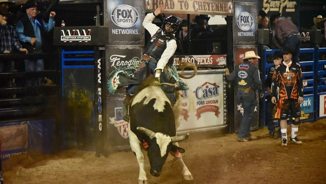 The 13th annual Casa Ford Tuff Hedeman Bull Riding event takes place Saturday, Feb. 24 at the El Paso County Coliseum.