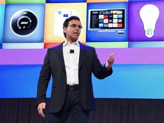 Latest Consumer Technology Products On Display At CES 2016