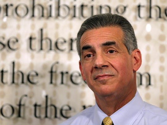 Assemblyman Jack Ciattarelli is stepping down after an unsuccessful bid for the Republican nomination for governor earlier this year. .