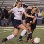 West Monroe senior Allie Lee (12) was named the District Co-MVP this week.