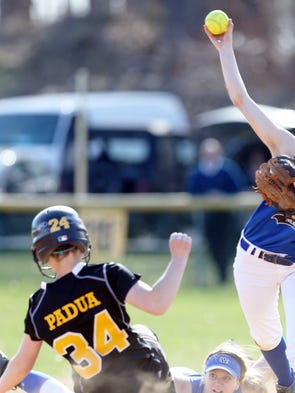 Softball: Schoeneberger helps power Charter past Padua