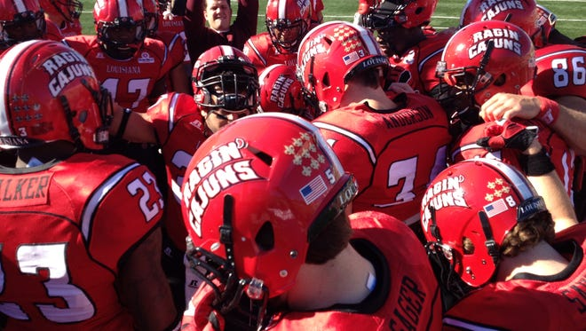 The UL football team picked up a commit from Texas who was verbally committed to go to Utah.