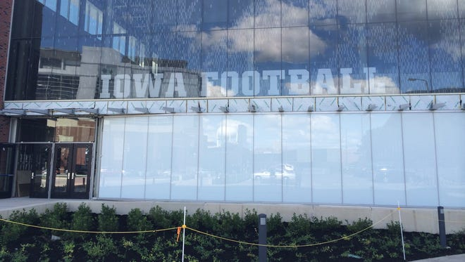 Iowa's new football facility totaled $55 million and could draw interest from future Hawkeye recruits when deciding to join the program.
