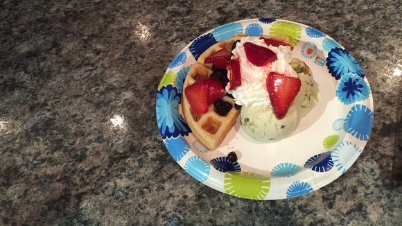 Eat Ice Cream for Breakfast Day.