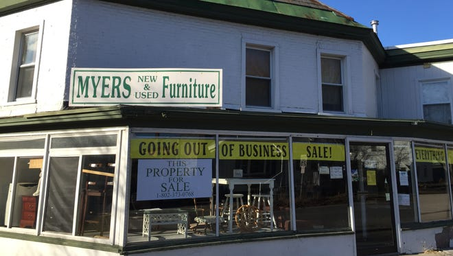 After 32 years in Burlington's Old North End, Myers New & Used Furniture store is closing by the end of the year.
