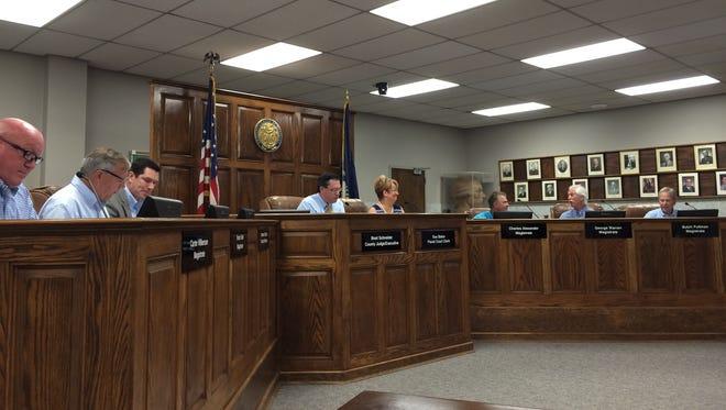 Henderson Fiscal Court