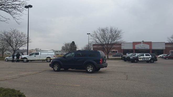 Fort Collins police are investigating Friday after a body was located in a vehicle parked at the Carmike 10 movie theater.