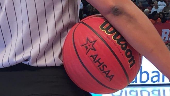 AHSAA basketball
