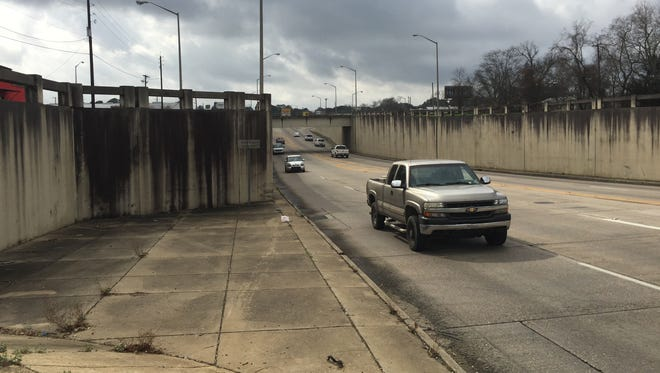 A section of University Avenue in Lafayette is targeted for transportation, pedestrian and economic development improvements.