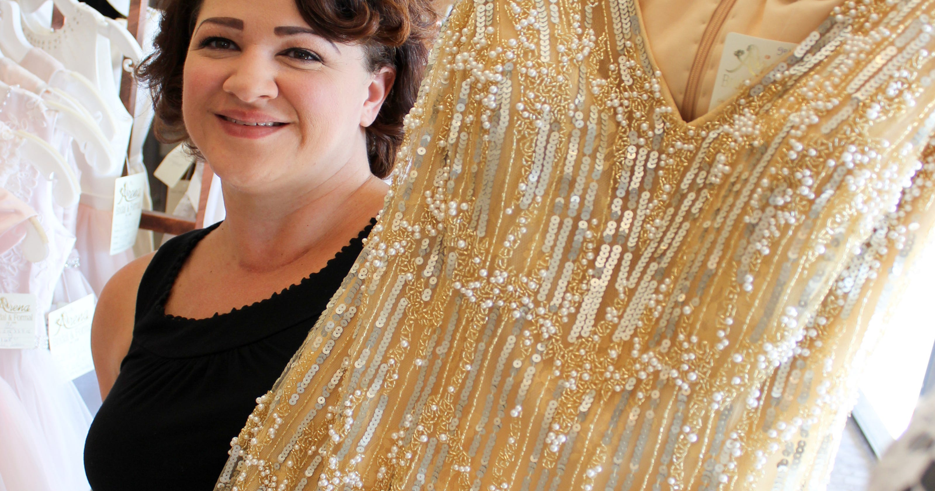 My quest to find the perfect mother-of-the-bride dress