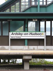 The Ardsley-on-Hudson Metro-North station is one of two railroad stops in Irvington.