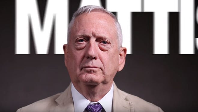 Retired Marine Gen. James Mattis, a decorated war-time commander considered a deity by many troops and veterans, is on the short-list to run the Pentagon in the Trump administration.