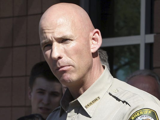 Sheriff Paul Babeu