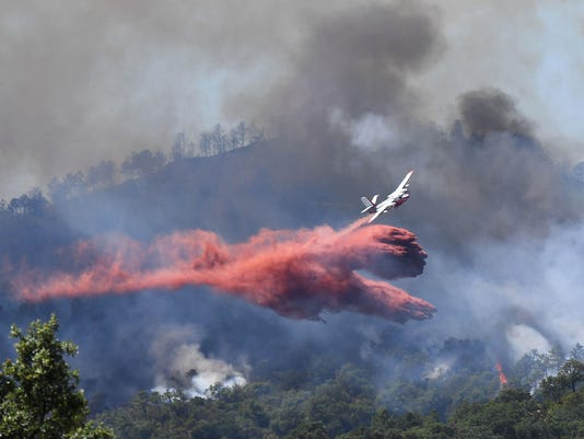 FRANCE-FIRE-ENVIRONMENT-WEATHER
