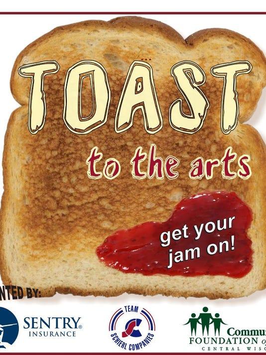 ToastToTheArts