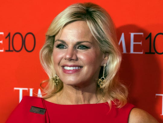 Gretchen Carlson attends the TIME 100 Gala, celebrating