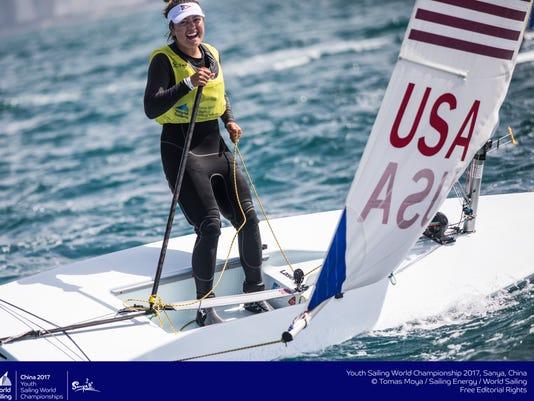 Sanya Youth Sailing World Championship 2017