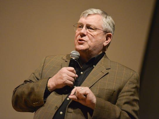 St. Cloud State University President Earl H. Potter