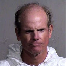 Mesa police arrested Nathan Bronstein in September 2014 on suspicion of robbery.