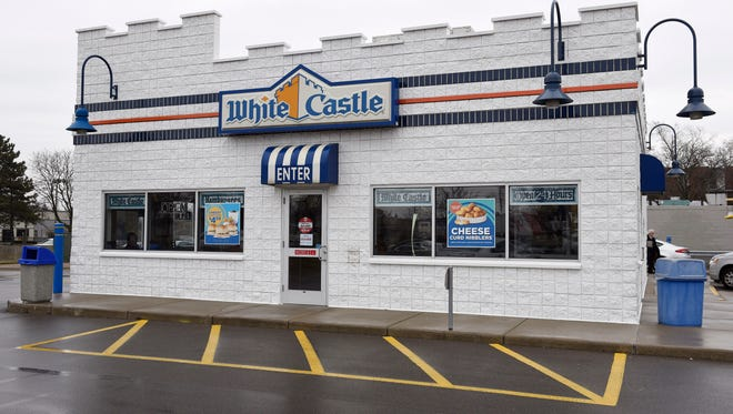 The White Castle on 13 Mile and Coolidge where the shooting took place was closed Wednesday.