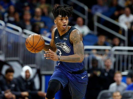 NBA: Los Angeles Lakers at Orlando Magic