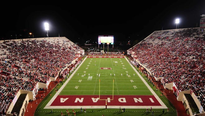Indiana is one of the schools adding amenities to its stadium in an effort to get more fans to attend Hoosier football games.