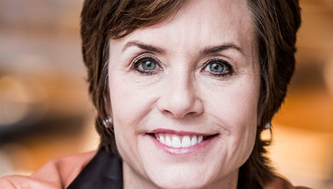 Carrie Schwab-Pomerantz, 54, the daughter of financial services icon Charles Schwab, has a new book for people to help with retirement planning.
