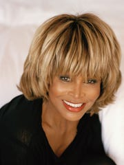 Tina Turner donated the outfit she wore for a promotional