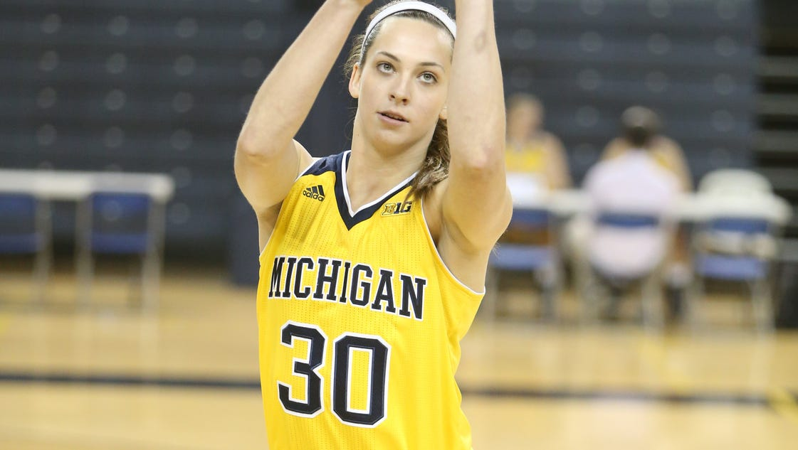 Metro & state: Michigan women's hoops beats Wright State in WNIT