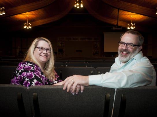 Tobi and Kris Magruder run Great Falls' Marriage Encounter,