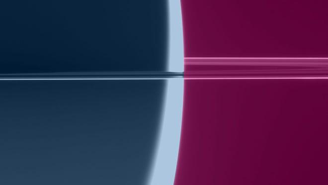 "Thomas Ruff, ""cassini 01,"" 2008, chromogenic print."