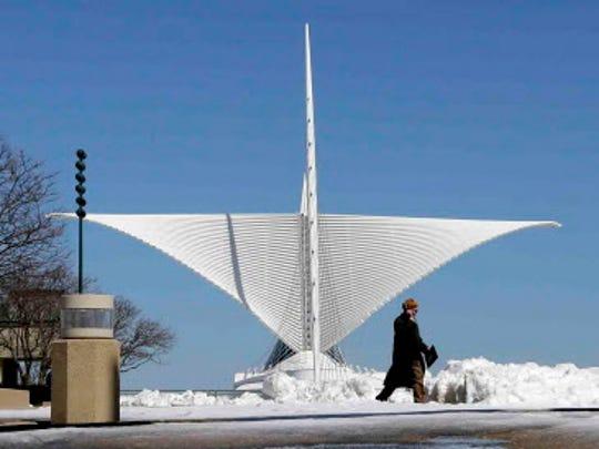 The Milwaukee Art Museum is having a Family Art Sunday
