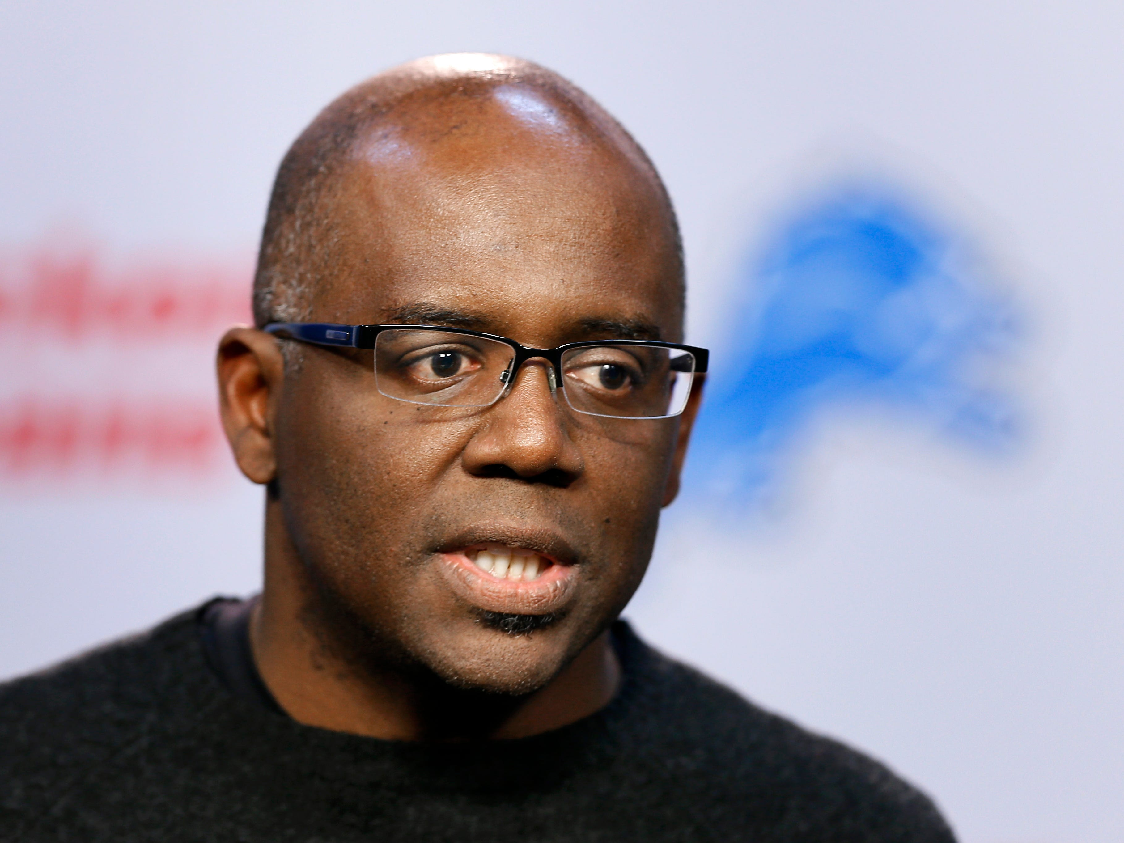 Detroit Lions general manager Martin Mayhew is entering his eighth draft as the team's general manager, and this is just the second time in his tenure that the team's first-round pick is outside the top 20.
