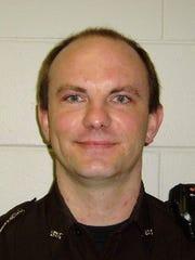 Rusk County Deputy Dan Glaze, 33, was a 7-year law
