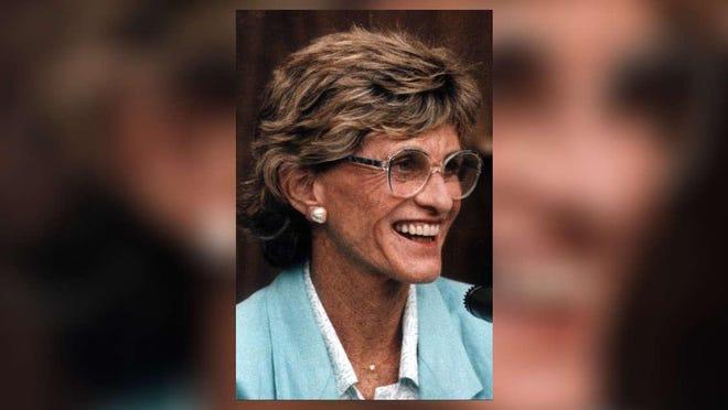 Jean Kennedy Smith in 1991.