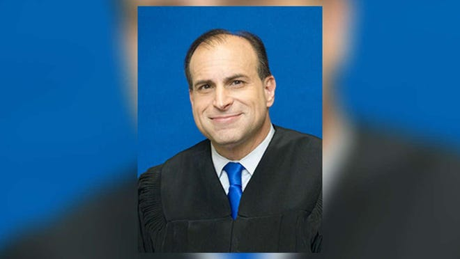 Palm Beach County Circuit Judge Edward Artau, appointed to the 4th District Court of Appeal Wednesday.