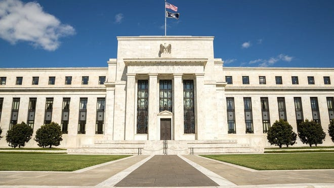 Federal Reserve Bank in Washington.